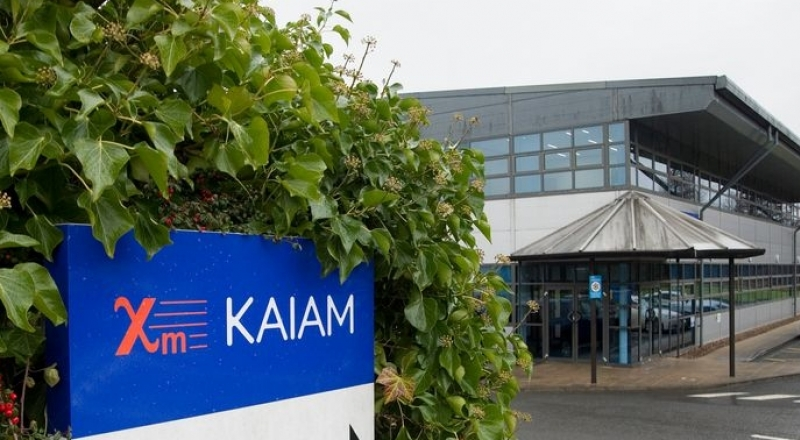 Kaiam PLC business division acquired